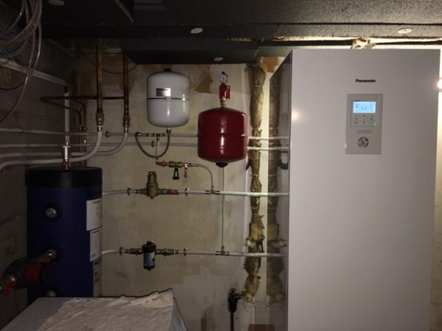 Installation pompe à chaleur près de Sain Bel et ces environs